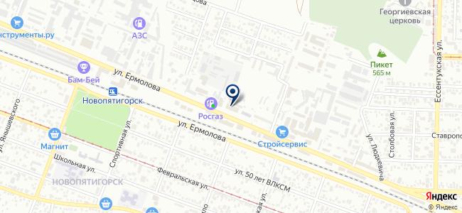Zamokk.ru на карте