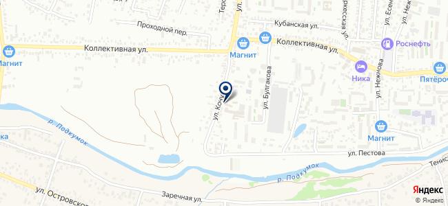 USP на карте
