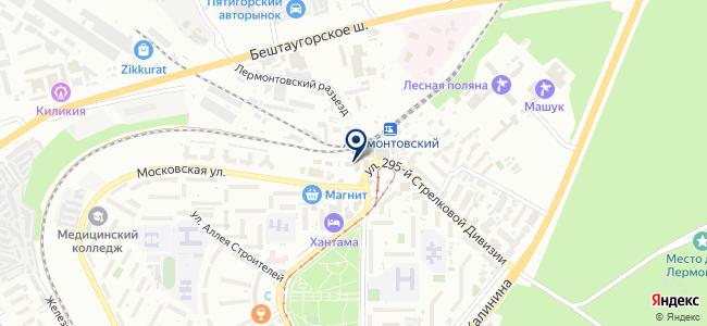 Сигнал-Маркет, ООО на карте