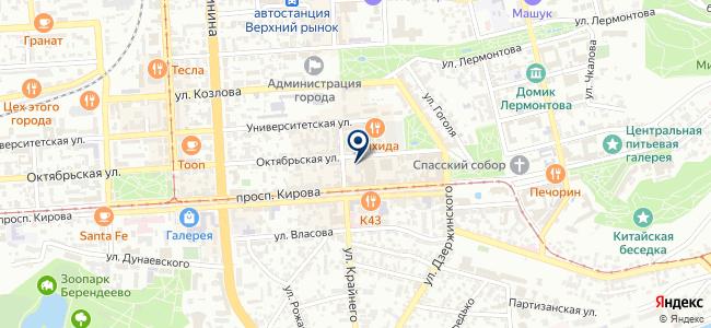 ЮгЭнергоСтрой, ООО на карте