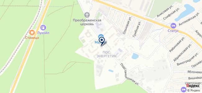 ТОК-Строй, ООО на карте