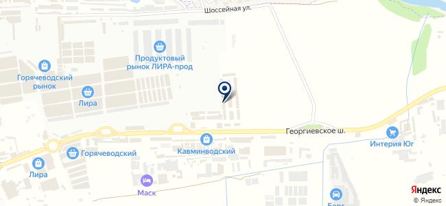 Инструмент 26, ООО на карте