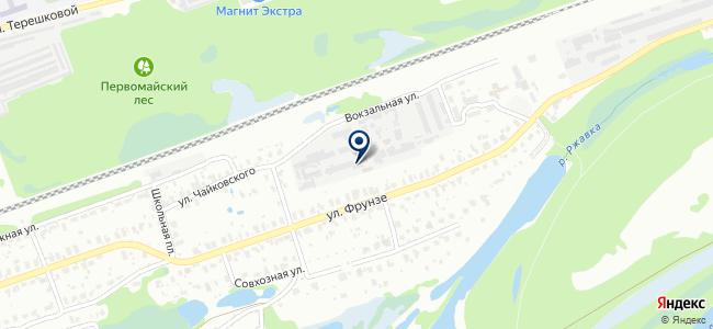 М-Версия на карте
