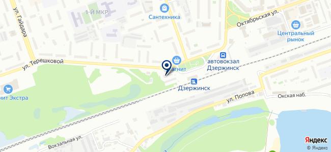 РусИнструмент на карте