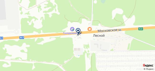 Ника-Сервис на карте