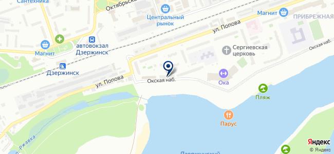 ИЛАН-НН, ООО на карте
