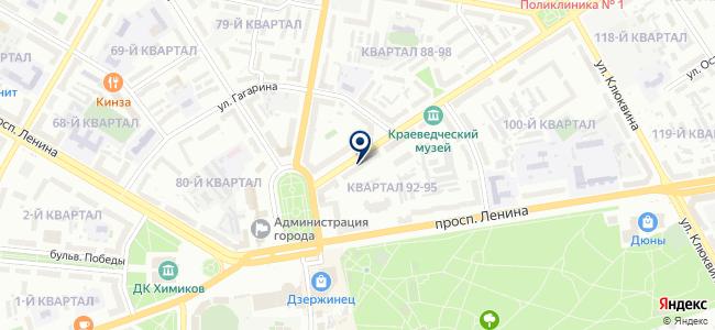 РегионМонтажПроект на карте