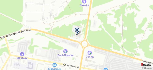 Микроклимат-НН, ООО на карте