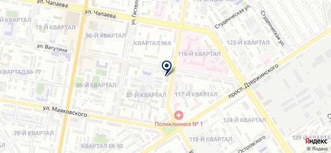 М-Холдинг на карте