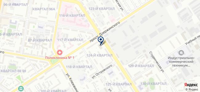 АЛЬФА ХИМ на карте