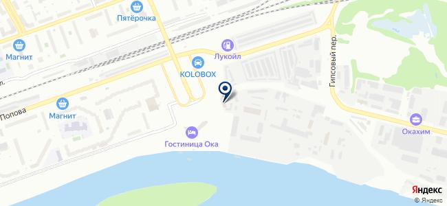 ЭлектроБэст на карте