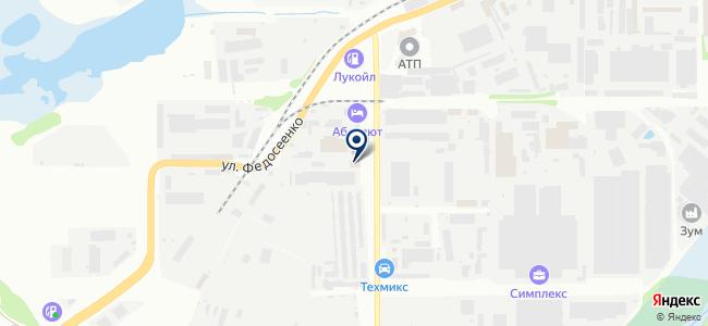 Промышленная вентиляция на карте