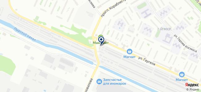 ДиАрт на карте
