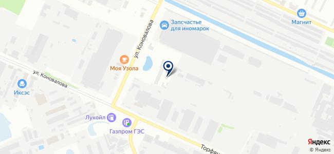 Центргрупп, ООО на карте