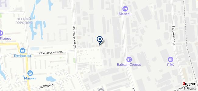ВолгаТрейд на карте