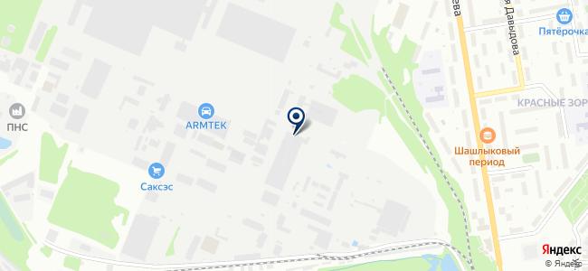 Промвентэлектро на карте
