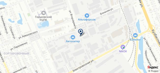 ПожКомплект НН на карте