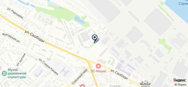 РегионГазКомплект на карте