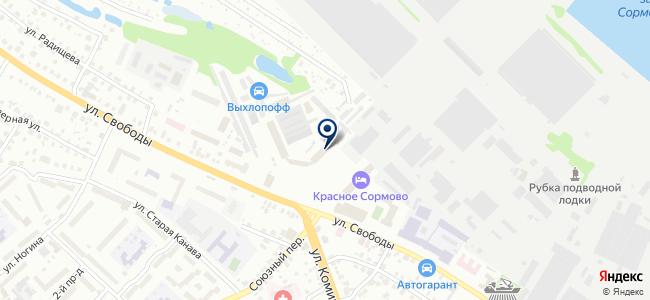 ЭлеКом на карте