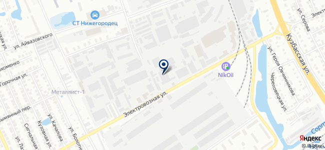 ТСН-Электро на карте