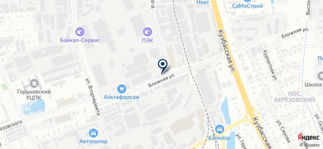 Колор-НН на карте