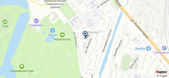 Кабель ПК на карте