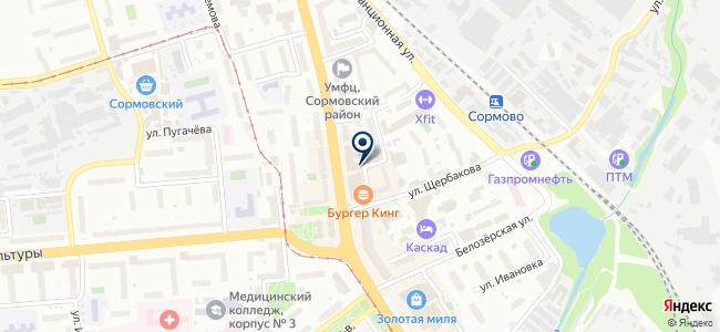 ПроКрепёж на карте