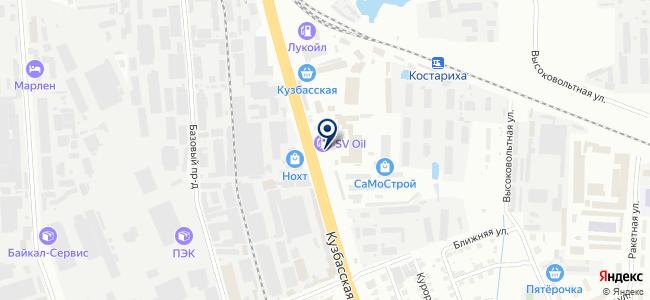 Магазин на карте
