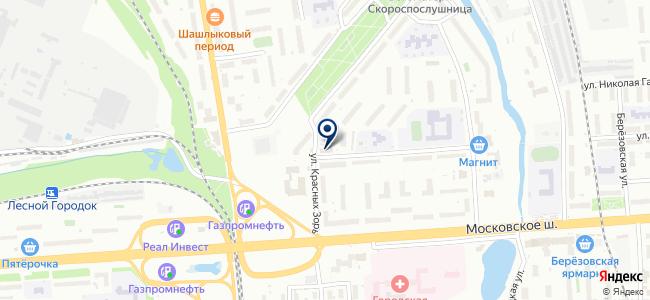 Электро-Профи, ООО на карте