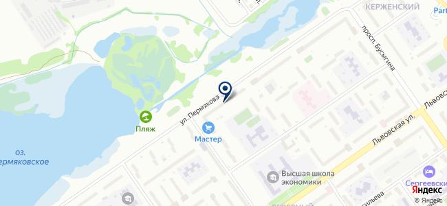 РемПрофиНН на карте