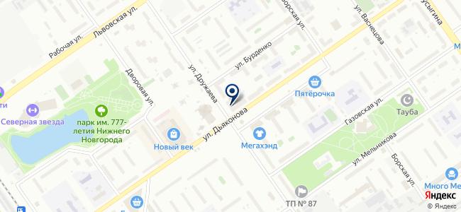 Рулон обоев на карте
