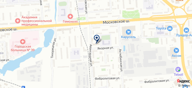 Балтоптторг-НН на карте