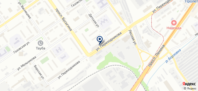 Молоток52 на карте