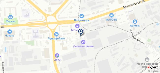 Альянс Консалтинг Групп, ООО на карте