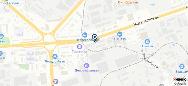 ЩитКомплектПоставка на карте