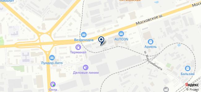 Электротехоптторг-НН на карте