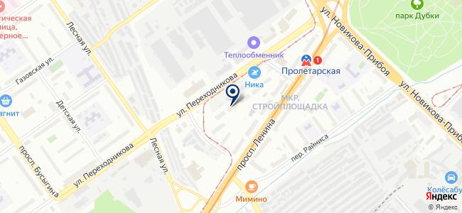ДЕЛЬТА-КИП-НН на карте
