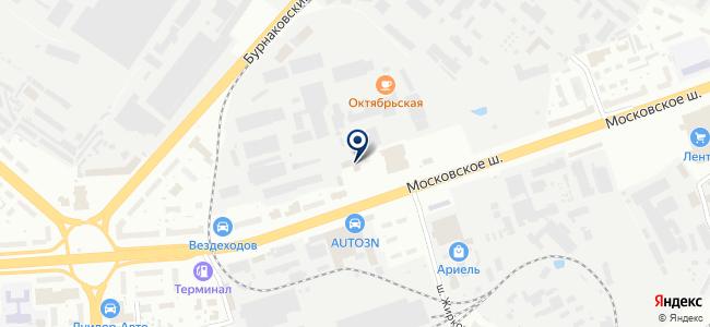 Рыбинсккабель, ООО на карте