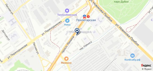 Свет & Интерьер на карте