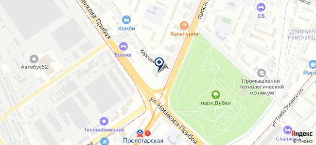 Техносоюзсервис на карте