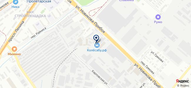 ПромВентКлимат на карте