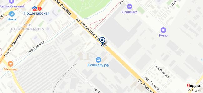 Электро Профи на карте