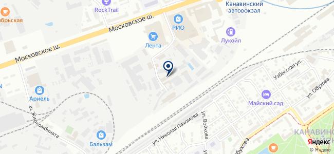 Волжская промышленная компания, ООО на карте