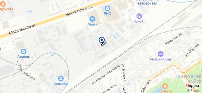 НижМетизЦентр на карте