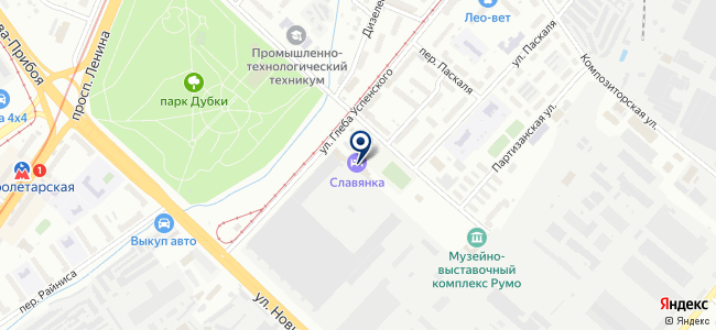СтройТехСервис, ООО на карте