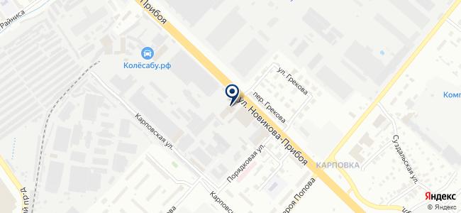 ЭнтерСберЭнерго на карте