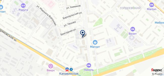 АттракторН на карте