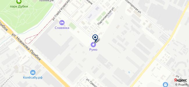 ПИРС, ООО на карте