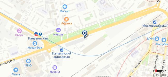 Свод-НН на карте