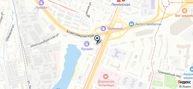Спарта Инжиниринг на карте